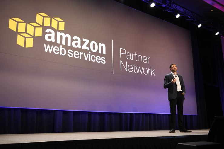 Terry Wise - AWS head of channels and alliances