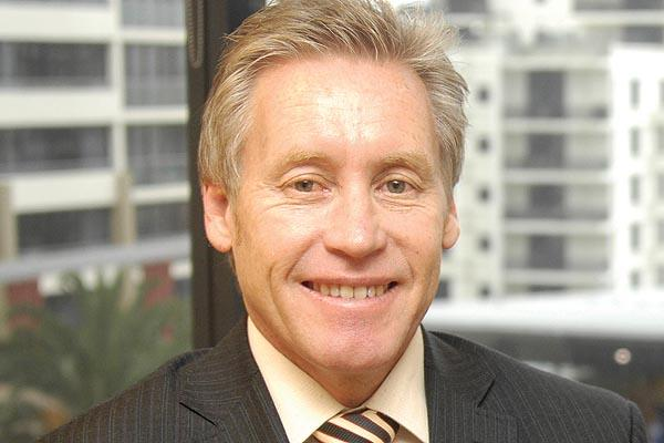 Phil Cameron, Westcon Group's new director of vendor alliances