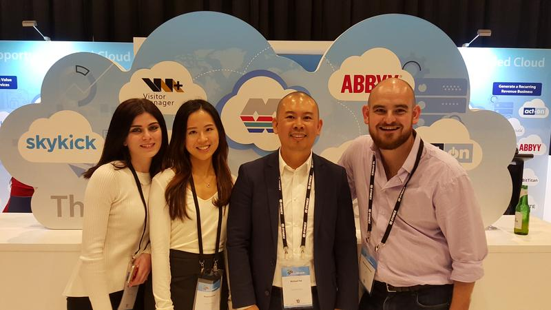IN PICTURES: Synnex shines a light on Cloud as channel roadshow hits Sydney