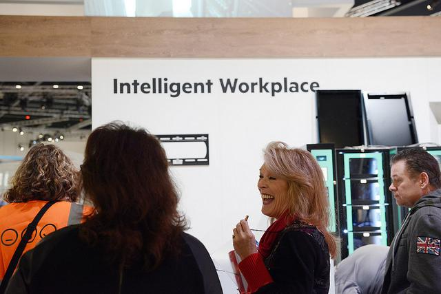 IN PICTURES: HP Enterprise's Discover conference in London (+30 photos)