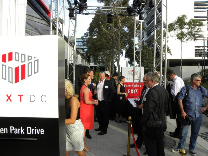 IN PICTURES: NEXTDC opens Sydney datacentre