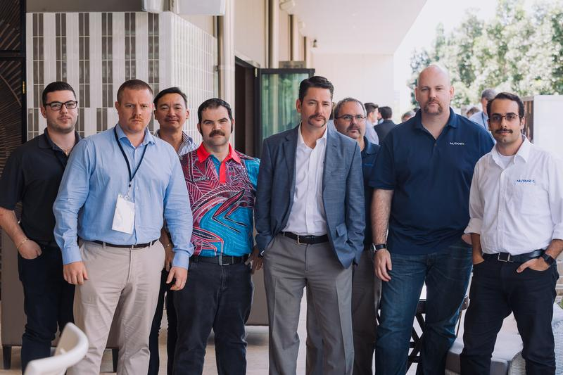 IN PICTURES: ​Nutanix X Tours