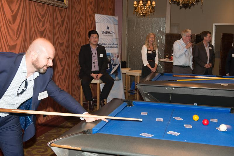 IN PICTURES: Emerson Network Power channel roadshow (+11 photos)