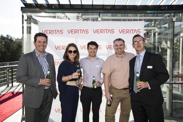 IN PICTURES: Veritas end of year party in Sydney (+37 photos)