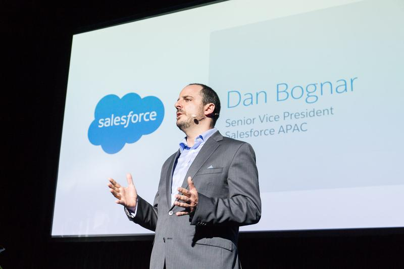 IN PICTURES: Salesforce World Tour 2016 in Melbourne (+30 photos)