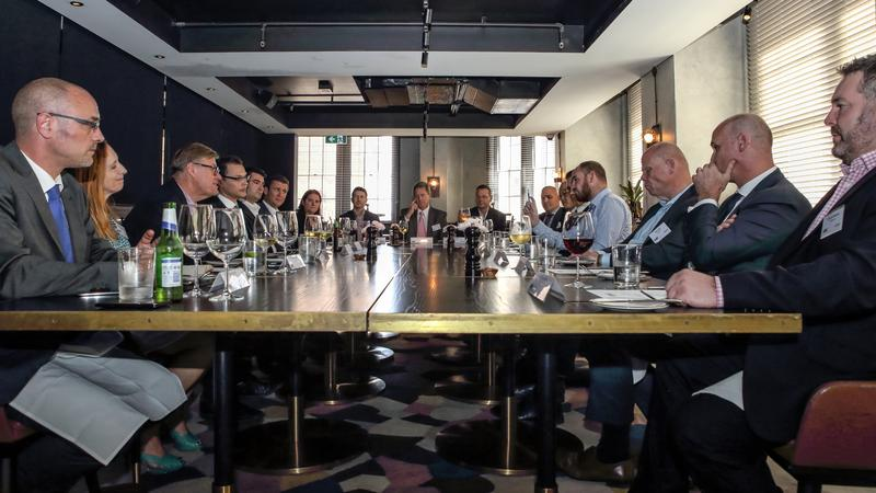 IN PICTURES: ARN Cloud Executive Lunch (+39 photos)