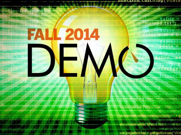In Pictures: 15 can't-miss products at DEMO Fall 2014