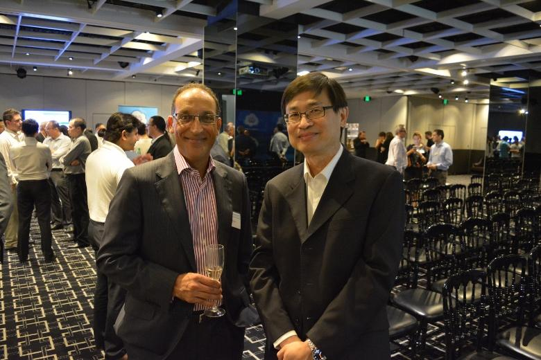 IN PICTURES: Synnex launches Cloud Automation platform in Sydney (+33 photos)