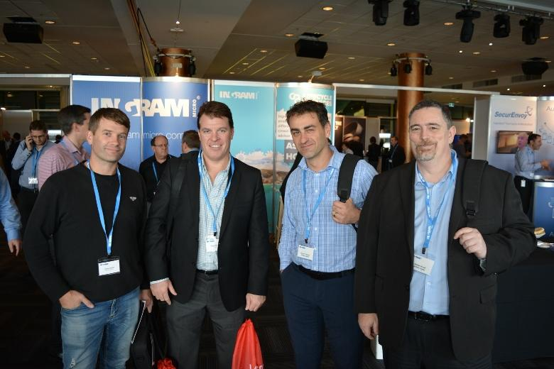 IN PICTURES: Ingram Micro Experience Melbourne (+34 photos)