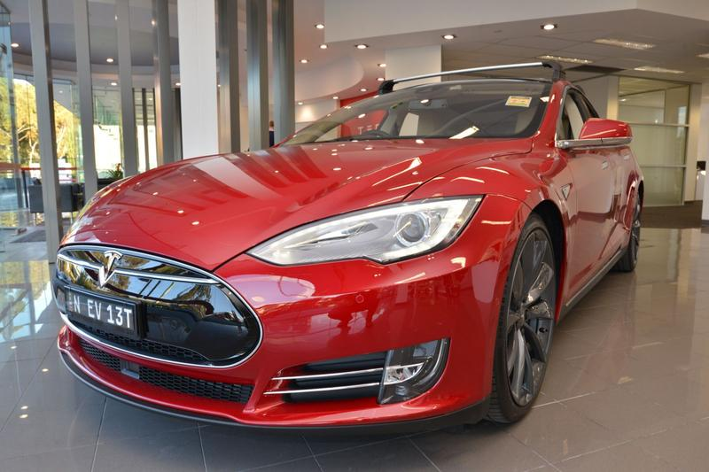 IN PICTURES: Westcon, Cisco and NetApp Flexpod's Tesla test drive (+41 images)