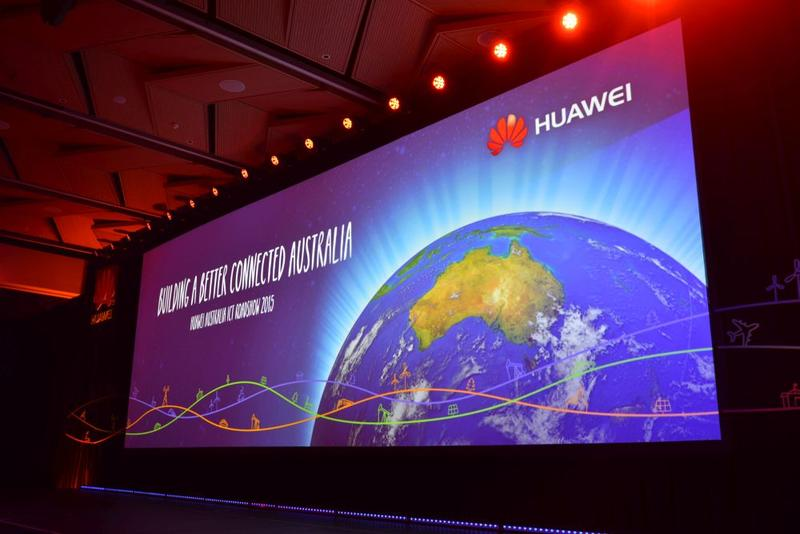 IN PICTURES: Huawei Australia Roadshow 2015 - Sydney (+32 Pictures)