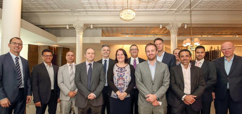 IN PICTURES: ARN Roundtable - Data Protection in the Hybrid Cloud (+28 photos)