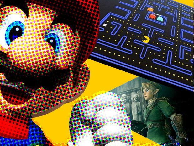 In Pictures: World Video Game Hall of Fame Class of 2015 finalists