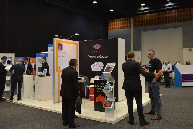 IN PICTURES: Microsoft APC 2015 - The Showfloor (+42 images)