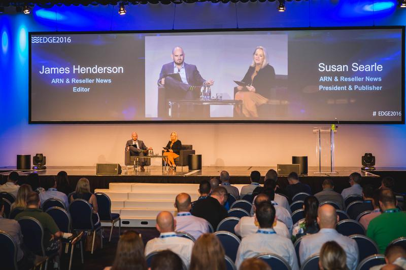 IN PICTURES: Collaboration and partner transformation takes centre stage at EDGE 2016