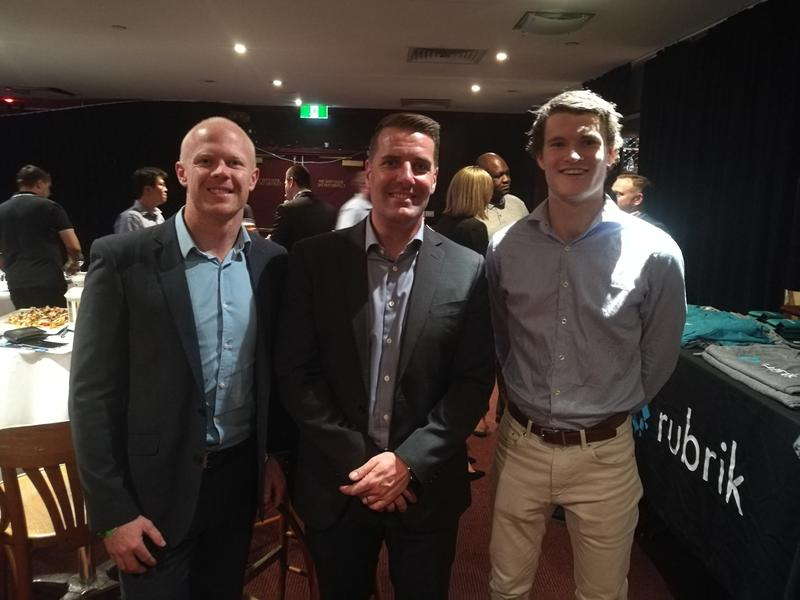 IN PICTURES Rubrik launches 17-City World Press Tour in Melbourne and Sydney