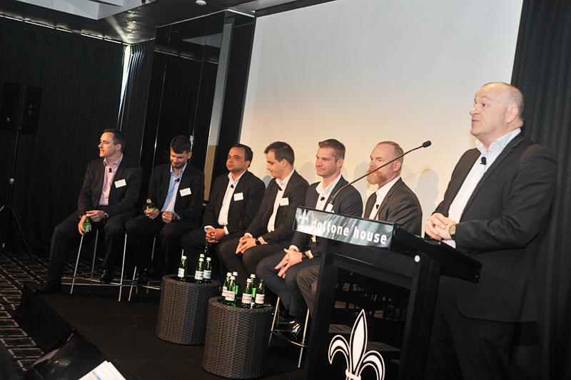 IN PICTURES: Ingram Micro Experience 2015 Sydney - Part 1 The Speakers (+16 photos)