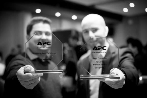 IN PICTURES: NSW APC by Schneider Electric 2015 partner awards (+15 photos)