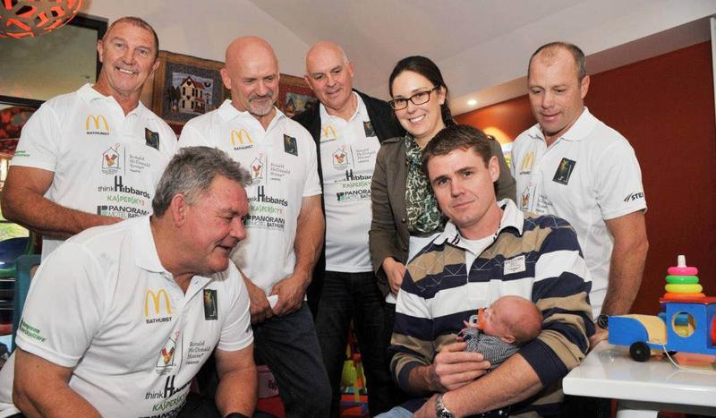 IN PICTURES: Kaspersky attends charity event with rugby league legends (+28 photos)