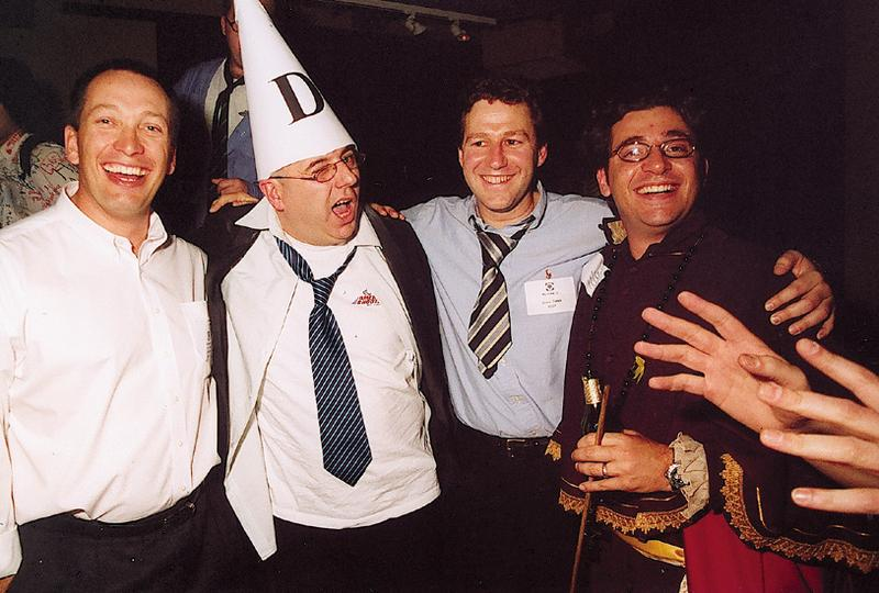 IN PICTURES: Channel Flashback 2002 - High flying in the party zone! Are you pictured?