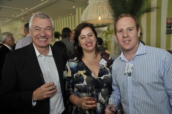 IN PICTURES: 2012 ARN IT Industry Awards Judges Lunch - part 2