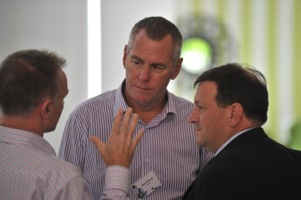 IN PICTURES: 2012 ARN IT Industry Awards Judges Lunch - part 3