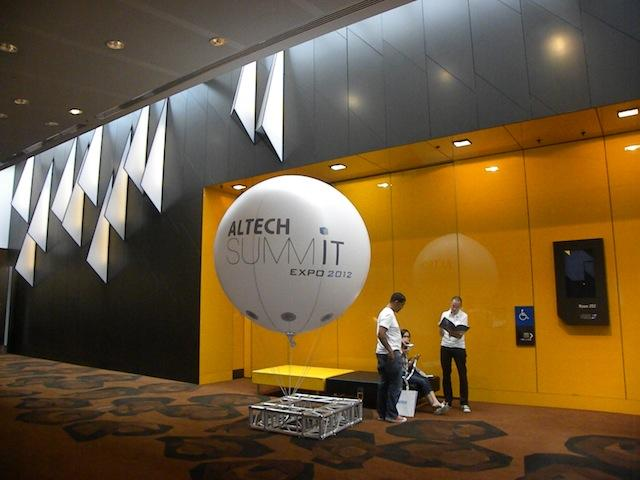 IN PICTURES: Altech Summit Expo 2012 - Melbourne (57 photos)