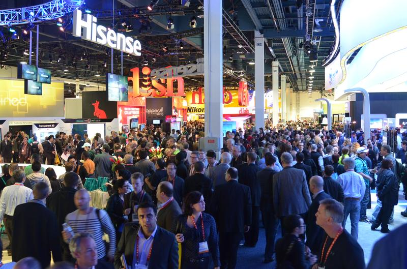 IN PICTURES: CES 2013 (Part 2)