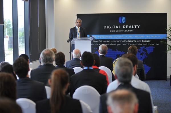 Digital Realty opens Sydney datacentre (+ 9 photos)