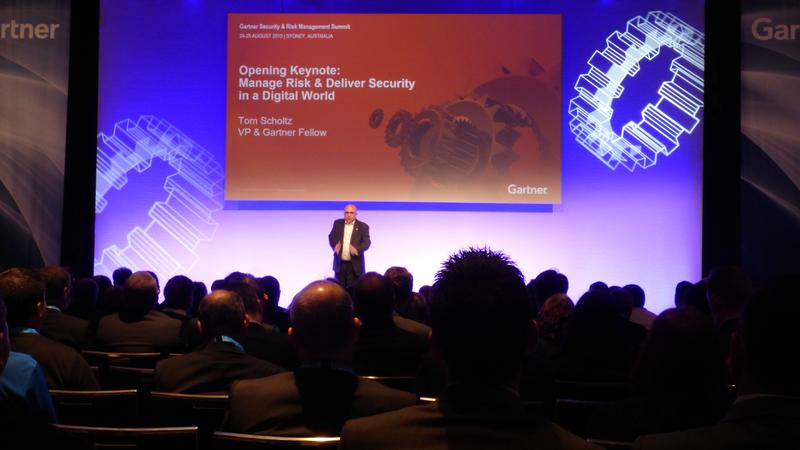 IN PICTURES: Gartner Security and Risk Management Summit 2015 - Solutions Showcase Part 1 (+60 Photos)