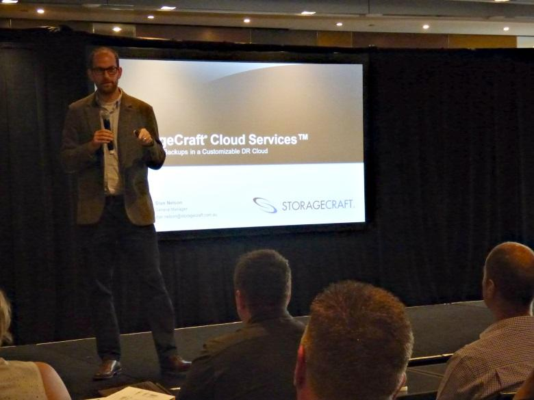 StorageCraft officially launches its new Cloud Service in Sydney (+ 17 photos)