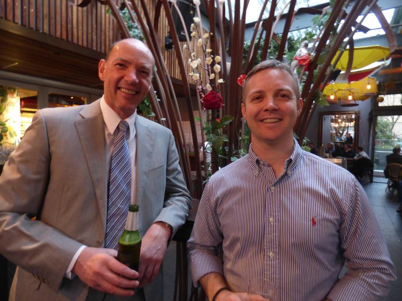 IN PICTURES: Logicalis and Thomas Duryea toast tech leaders in Sydney