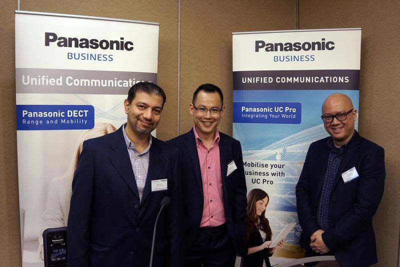 IN PICTURES: Panasonic kicks off UC Channel Partner Roadshow (+ 11 photos)