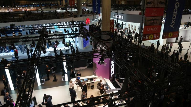 Mobile World Congress in 50 photos: Samsung, Sony, HTC, Microsoft, LG and many more