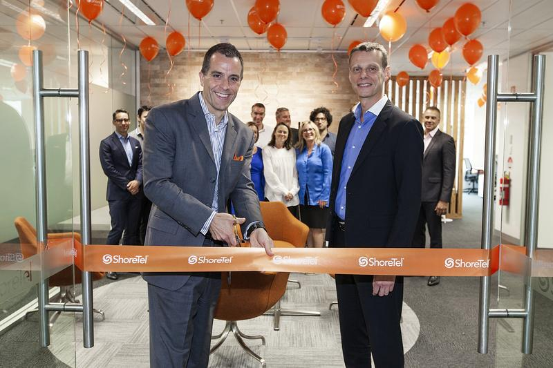 IN PICTURES: ShoreTel's new Melbourne office opening (+25 photos)