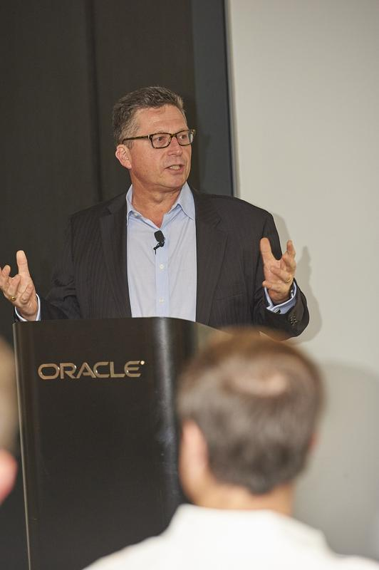 IN PICTURES: Oracle User Experience (UX) Tour (+ 11 photos)