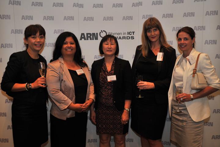 IN PICTURES: 2014 ARN Women in ICT Awards, Sydney, 3/4