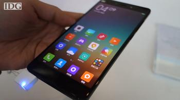 Xiaomi's new phablet seeks to outdo Apple's iPhone 6 Plus
