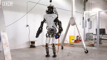 Upgraded Atlas robot still no disaster superman