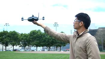 Lily Camera, a drone that follows you