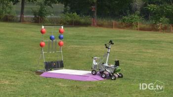 Robots compete in NASA challenge