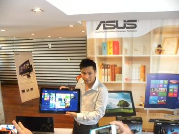 IN PICTURES: Asus launches the Transformer AiO