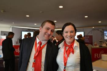 IN PICTURES: Fujitsu World Tour - Sydney