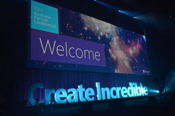IN PICTURES: Microsoft Australian Partner Conference 2014 (30 pics)