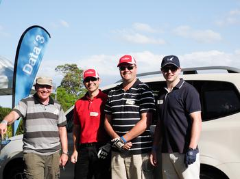 IN PICTURES: Data#3 Charity Golf Day