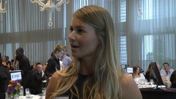 VIDEO: 2014 ARN WIICTA winner - Aggie Szemplinska