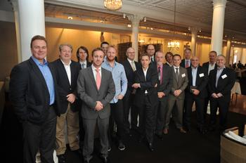 IN PICTURES: ARN 'Tag-teaming it' Cloud collaboration Roundtable (+42 photos)