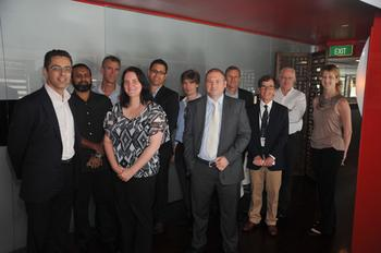 IN PICTURES: ARN Roundtable - Datacentre efficiency: the solution sell across the board