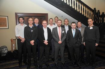 IN PICTURES: ARN Breakfast - Securing the Perfect Firewall (Sydney Leg +20 photos)