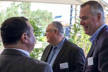 IN PICTURES: Disruption in the Datacentre Roundtable (+34 photos)